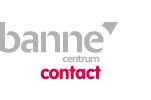 Banne Centrum Contact button